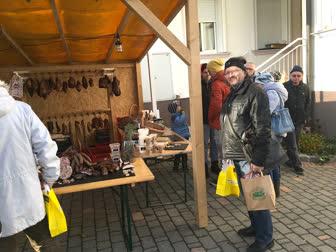 Bilder vom Adventmarkt